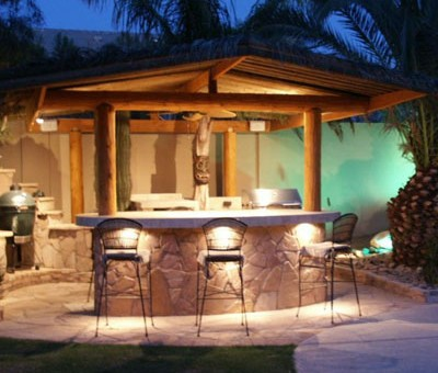 Make Your Cookout Last a Little Longer with Landscape Lighting in Palm Desert, CA