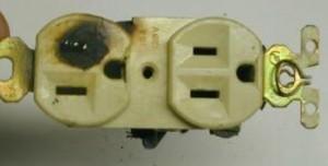Bad wall plug 1