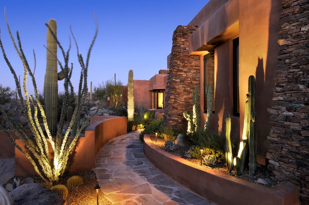 Landscape Lighting Palm Desert CA