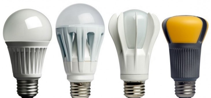 LED light bulbs vs CFL lights where LEDs are great for outdoor lighting too!