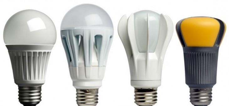 LED light bulbs vs CFL lights where LEDs are great for outdoor lighting too!